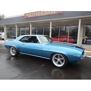 1969 Chevrolet Camaro RS for sale 101091251