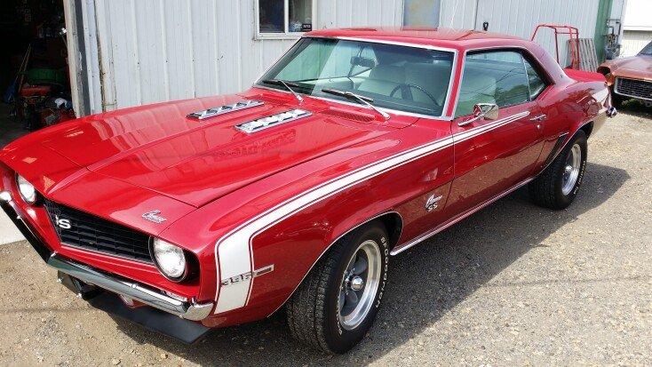 1969 Chevrolet Camaro Ss For Sale Near Wilton Iowa 52778 Classics