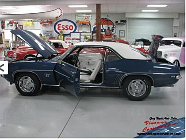 1969 Chevrolet Camaro for sale 101519984