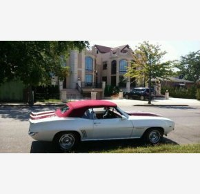 1969 Chevrolet Camaro RS Convertible for sale 100910451