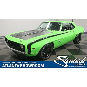 1969 Chevrolet Camaro for sale 100975820