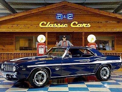 1969 Chevrolet Camaro for sale 101023935