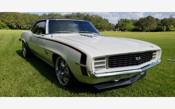 1969 Chevrolet Camaro SS Coupe for sale 101064056