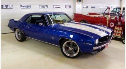 1969 Chevrolet Camaro for sale 101068185