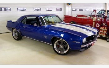 1969 Chevrolet Camaro for sale 101068185