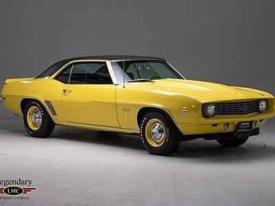 1969 Chevrolet Camaro for sale 101080240
