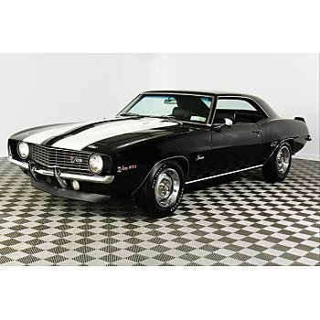 1969 Chevrolet Camaro for sale 101084481