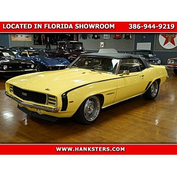 1969 Chevrolet Camaro for sale 101121427