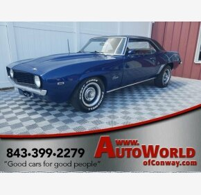 1969 Chevrolet Camaro for sale 101195452