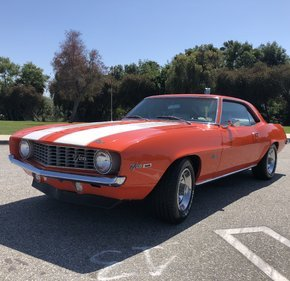 1969 Chevrolet Camaro Z/28 Coupe for sale 101200352