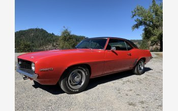 1969 Chevrolet Camaro SS for sale 101210962