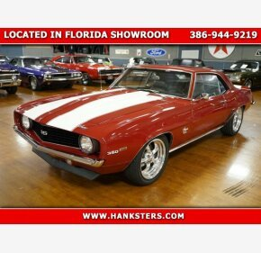 1969 Chevrolet Camaro for sale 101221763