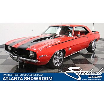 1969 Chevrolet Camaro for sale 101229227