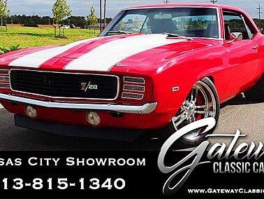 1969 Chevrolet Camaro Z28 for sale 101229984