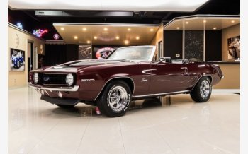 1969 Chevrolet Camaro for sale 101245028