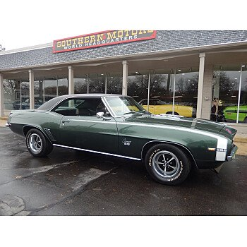 1969 Chevrolet Camaro for sale 101246851