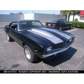 1969 Chevrolet Camaro for sale 101251447
