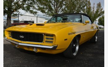 1969 Chevrolet Camaro SS Convertible for sale 101276144