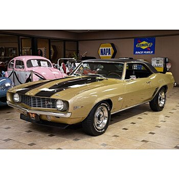1969 Chevrolet Camaro for sale 101285121