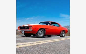 1969 Chevrolet Camaro RS for sale 101310526