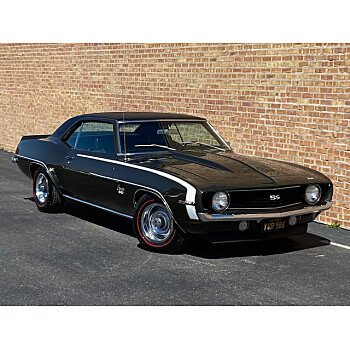 1969 Chevrolet Camaro SS Coupe for sale 101316309