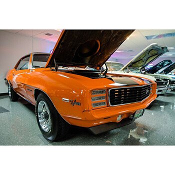 1969 Chevrolet Camaro for sale 101321986