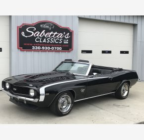 1969 Chevrolet Camaro SS Convertible for sale 101330206