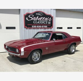 1969 Chevrolet Camaro SS for sale 101357566