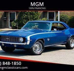 1969 Chevrolet Camaro for sale 101370065