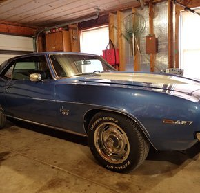 1969 Chevrolet Camaro SS for sale 101388085