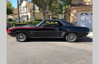 1969 Chevrolet Camaro for sale 101397544