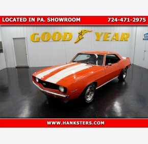 1969 Chevrolet Camaro SS for sale 101417392
