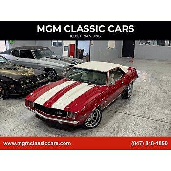 1969 Chevrolet Camaro for sale 101418327