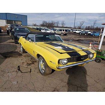 1969 Chevrolet Camaro for sale 101429050