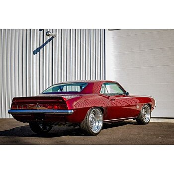 1969 Chevrolet Camaro Coupe for sale 101433872