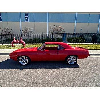 1969 Chevrolet Camaro for sale 101442440