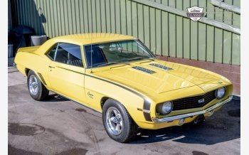 1969 Chevrolet Camaro SS for sale 101471176