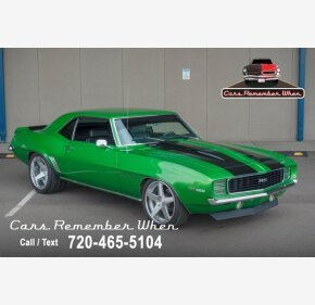 1969 Chevrolet Camaro for sale 101479566