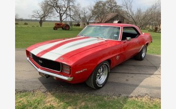 1969 Chevrolet Camaro for sale 101481054