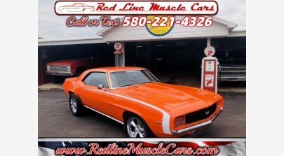 1969 Chevrolet Camaro for sale 101490789