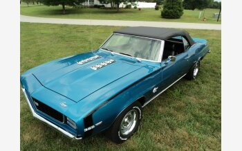 1969 Chevrolet Camaro SS Convertible for sale 101499639