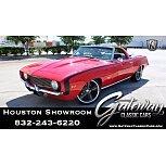 1969 Chevrolet Camaro for sale 101510627