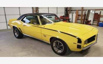 1969 Chevrolet Camaro SS Coupe for sale 101556089