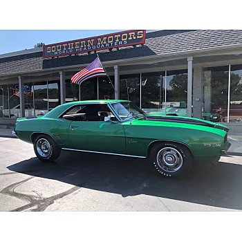 1969 Chevrolet Camaro RS for sale 101613252
