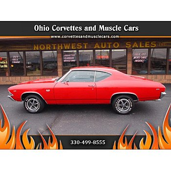 1969 Chevrolet Chevelle for sale 100852596