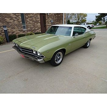1969 Chevrolet Chevelle for sale 100917068