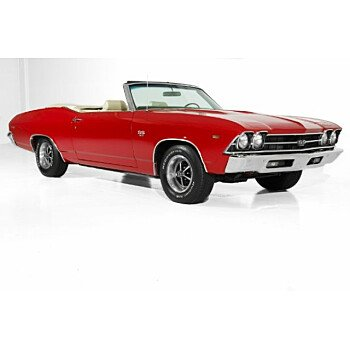 1969 Chevrolet Chevelle for sale 101045011