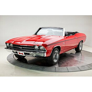 1969 Chevrolet Chevelle for sale 101045062