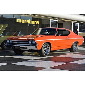 1969 Chevrolet Chevelle for sale 101106360