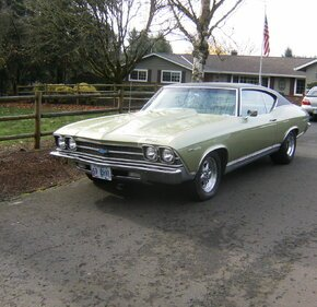 1969 Chevrolet Chevelle for sale 101148218
